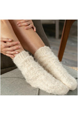 DEMDACO Cream Giving Socks