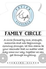 T JAZELLE TJ56724 STORM AGATE-FAMILY CIRCLE