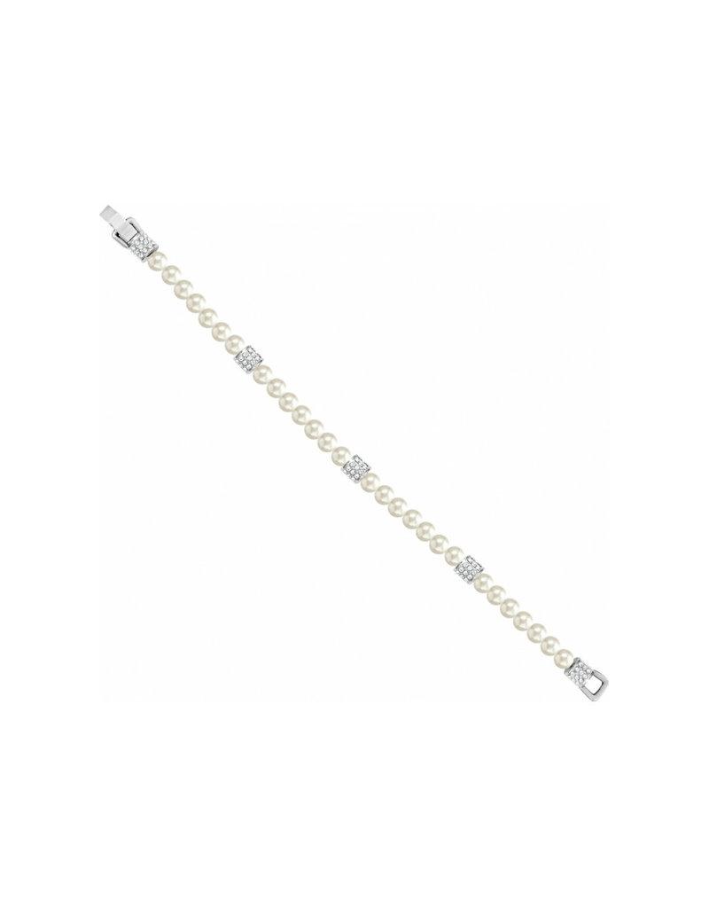 BRIGHTON JF0992 MERIDIAN PETITE PEARL BRACELET