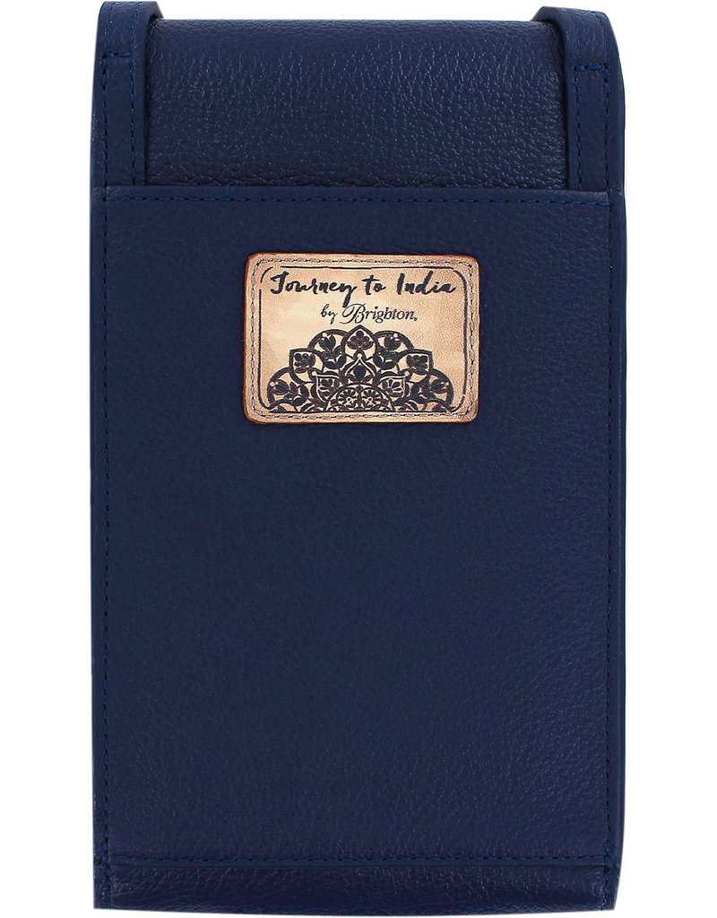BRIGHTON E53616 Journey To India Phone Organizer