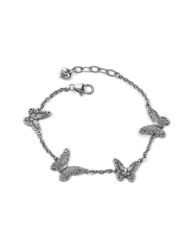 BRIGHTON JF7600 Solstice Bloom Butterfly Bracelet