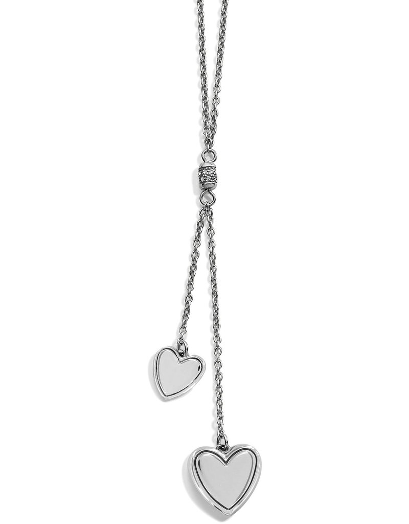 BRIGHTON JM2321 STELLAR HEART Y NECKLACE