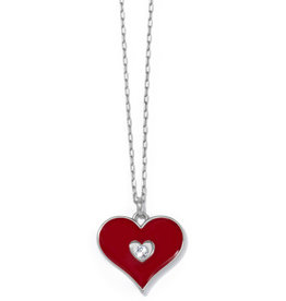 BRIGHTON JM3823 SIMPLY CHARMING LOVE NECKLACE