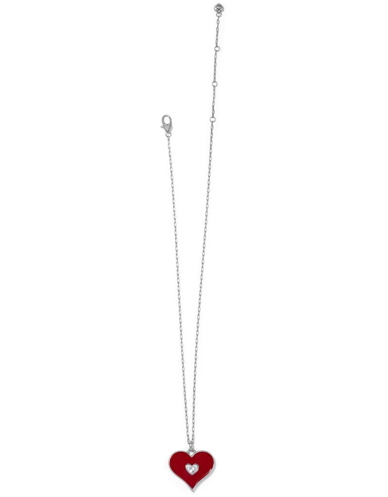 BRIGHTON JM3823 SIMPLY CHARMING LOVE NECKLACE