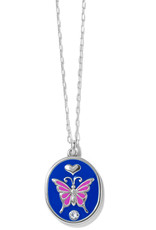 BRIGHTON JM3853 Simply Charming Butterfly Necklace