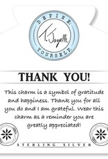 T JAZELLE TJ56730 STORM AGATE-THANK YOU