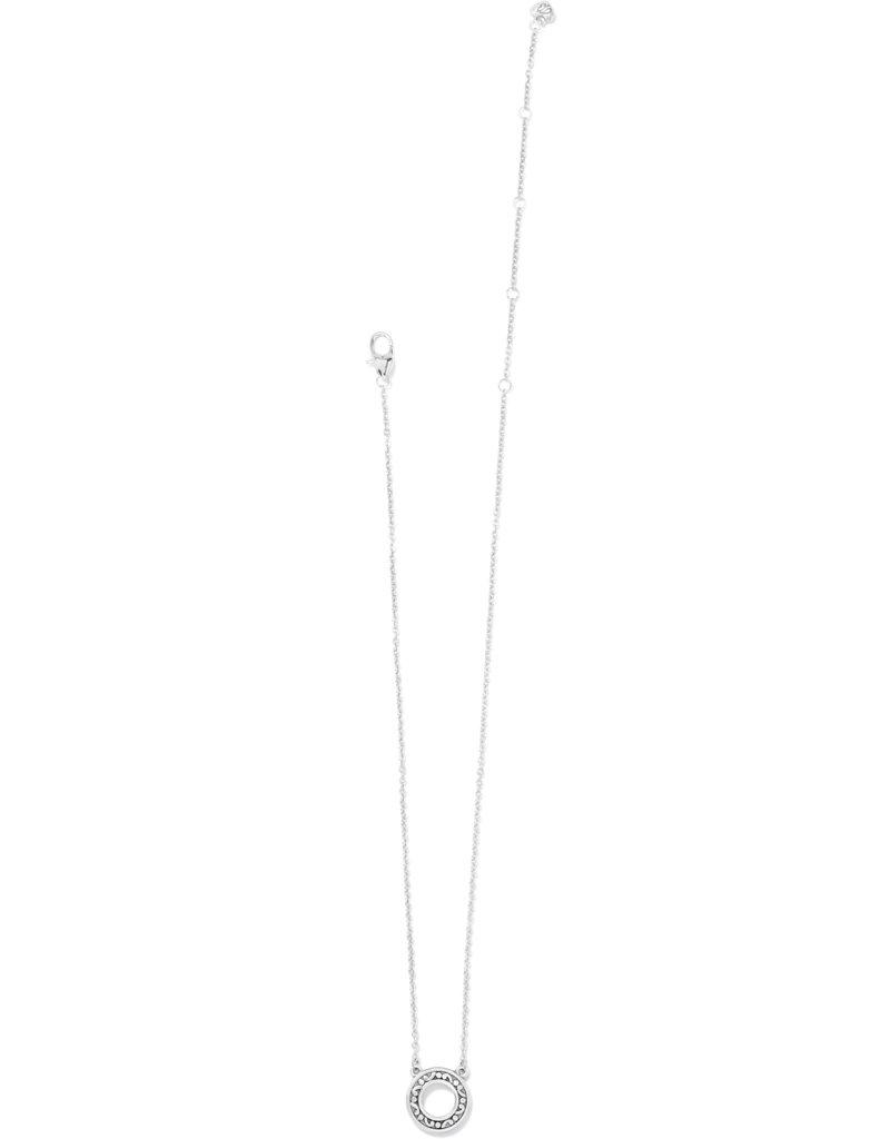 BRIGHTON JM3960 Contempo Open Ring Petite Necklace