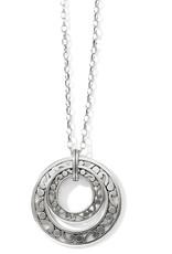 BRIGHTON JM3970 Contempo Open Ring Convertible Long Necklace