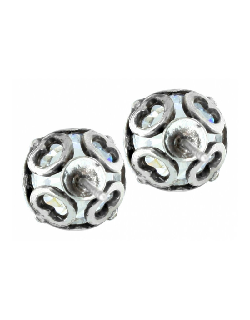 BRIGHTON JE154B Brilliance 8MM Post Earrings