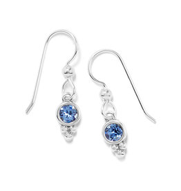 BRIGHTON JA7393 Color Drops French Wire Earrings