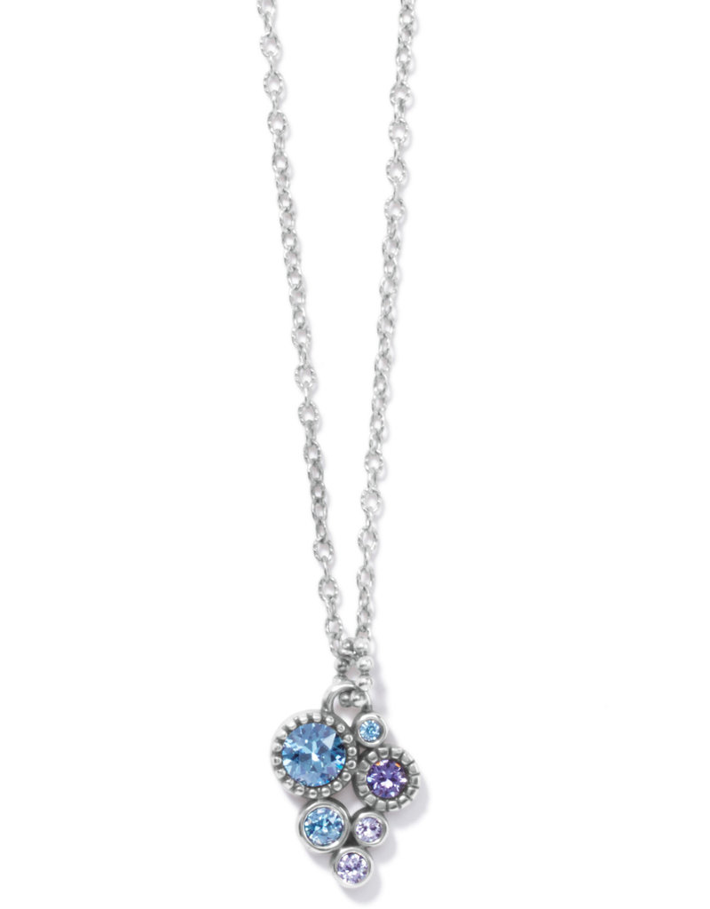BRIGHTON JM3883 HALO RADIANCE PETITE NECKLACE