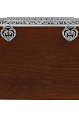 BRIGHTON G80790 Lacie Daisy Jewelry Chest