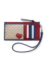 BRIGHTON E5395M FIELD OF LOVE CARD POUCH