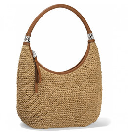 BRIGHTON H72998 Shelby Straw Shoulderbag