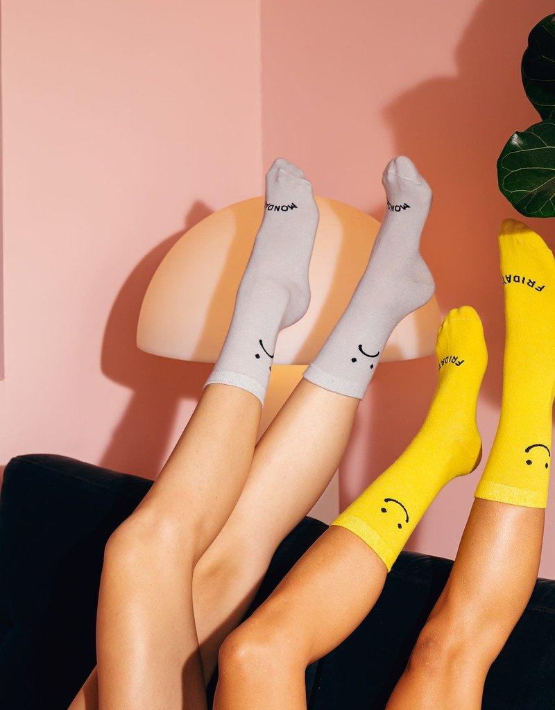 DOIY Monday-Friday Socks