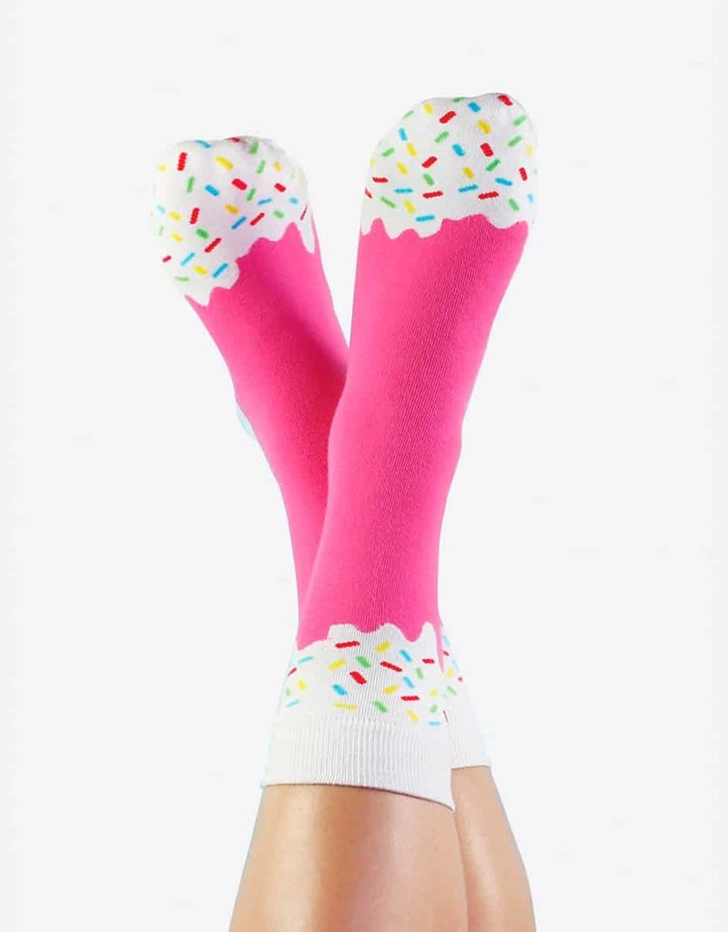 DOIY Icepop Socks Strawberry