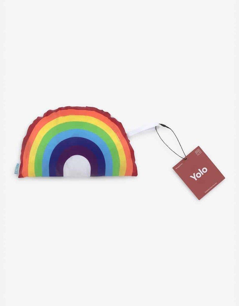 DOIY Yolo Raincoat Rainbow