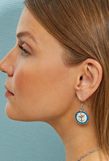 BRIGHTON JA7463 Anchor Bay French Wire Earrings