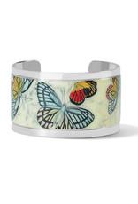 BRIGHTON JF8403 Pop Appeal Flutter Cuff Bracelet