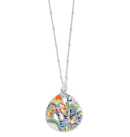 BRIGHTON JM4143 IRIS BLOOM SHORT NECKLACE