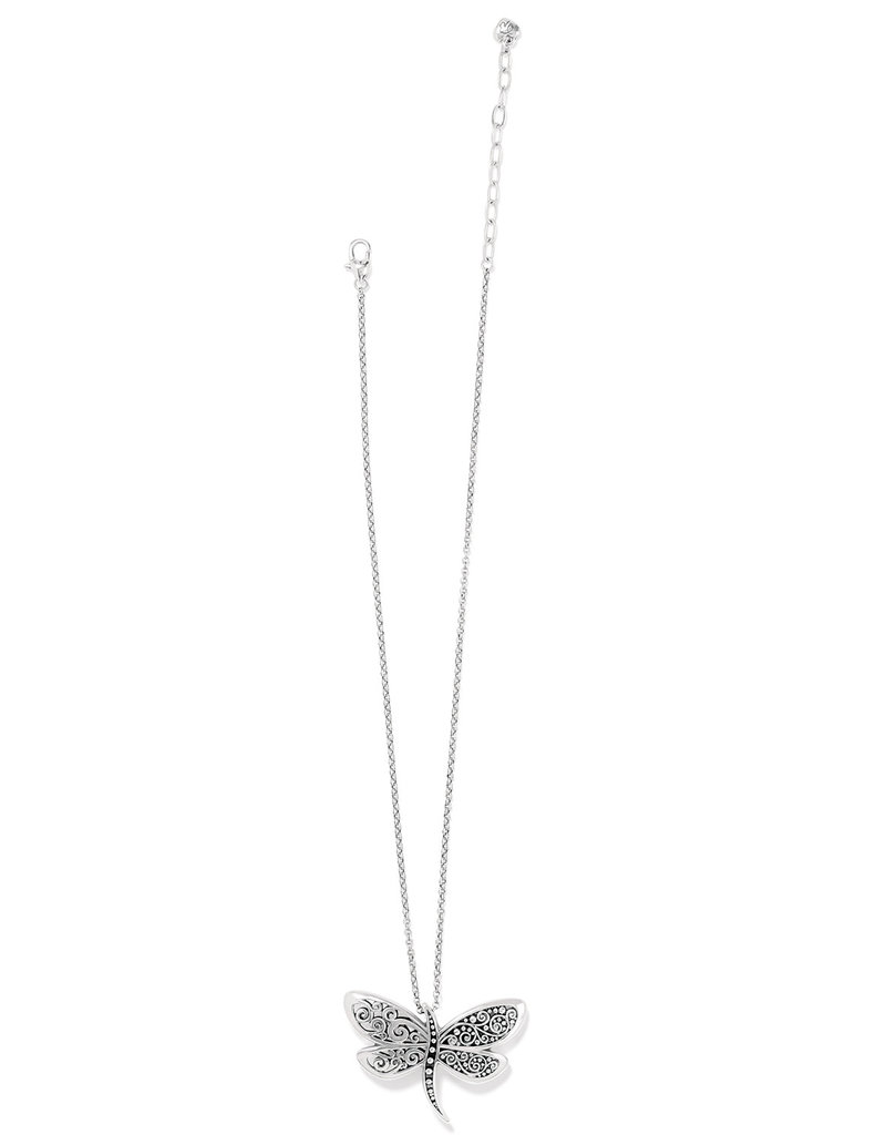 BRIGHTON JM4343 LOVE AFFAIR DRAGONFLY NECKLACE