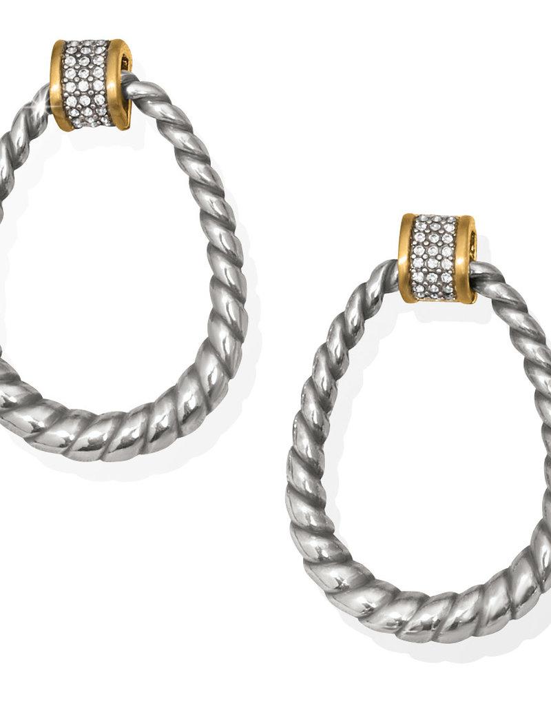 BRIGHTON JA7453 Meridian Adagio Post Drop Earrings