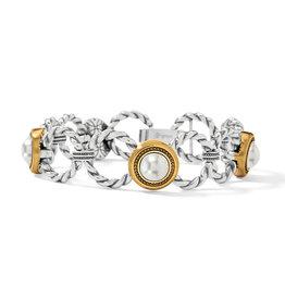BRIGHTON JF8213 Meridian Golden Pearl Bracelet