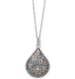 BRIGHTON JM4213 Trust Your Journey Convertible Drop Necklace