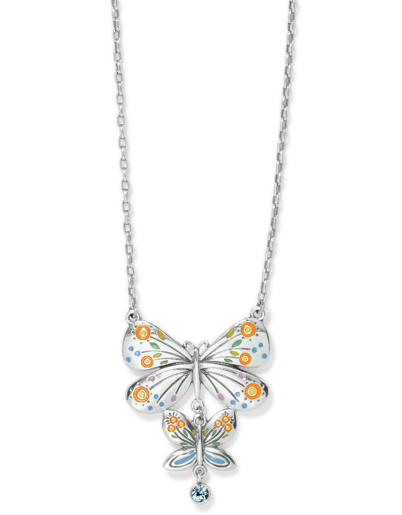 BRIGHTON JM4373 GARDEN WINGS NECKLACE