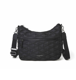 BAGGALLINI QCH608 QUILTED CONVERTIBLE HOBO