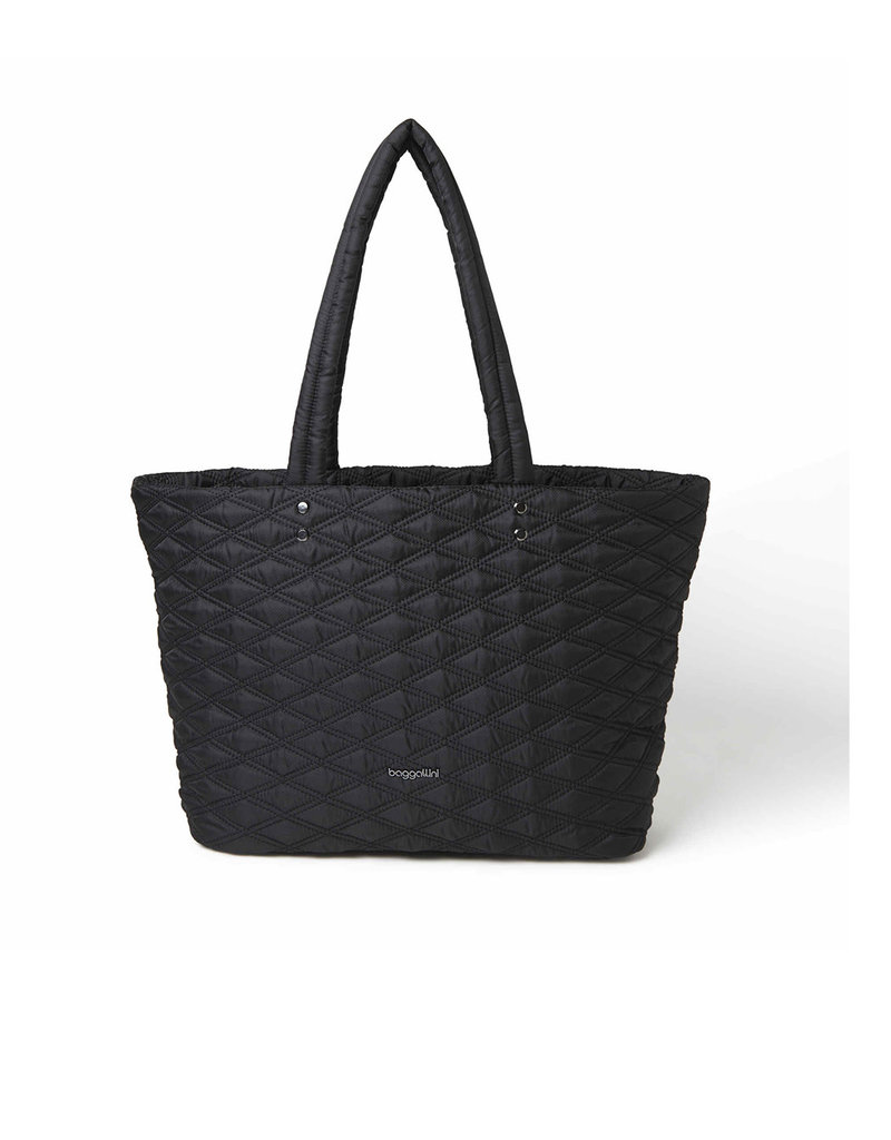 BAGGALLINI QTO606 QUILTED TOTE