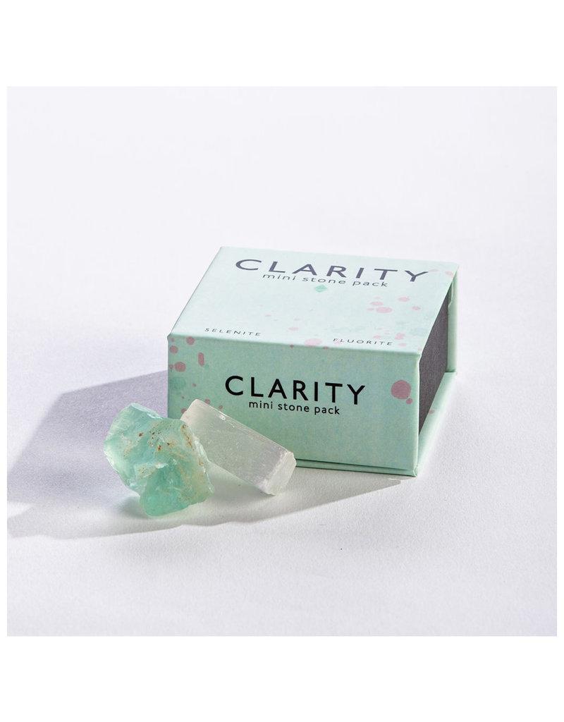 GEOCENTRAL Clarity Mini Stone Pack