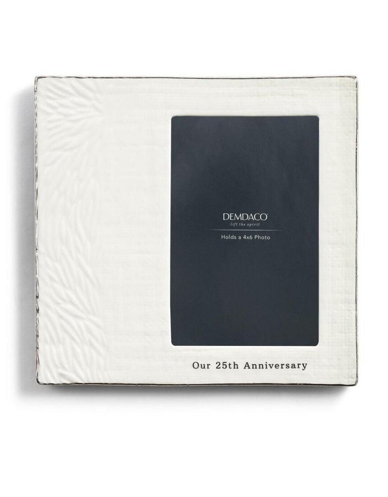 DEMDACO 25TH ANNIVERSARY FRAME