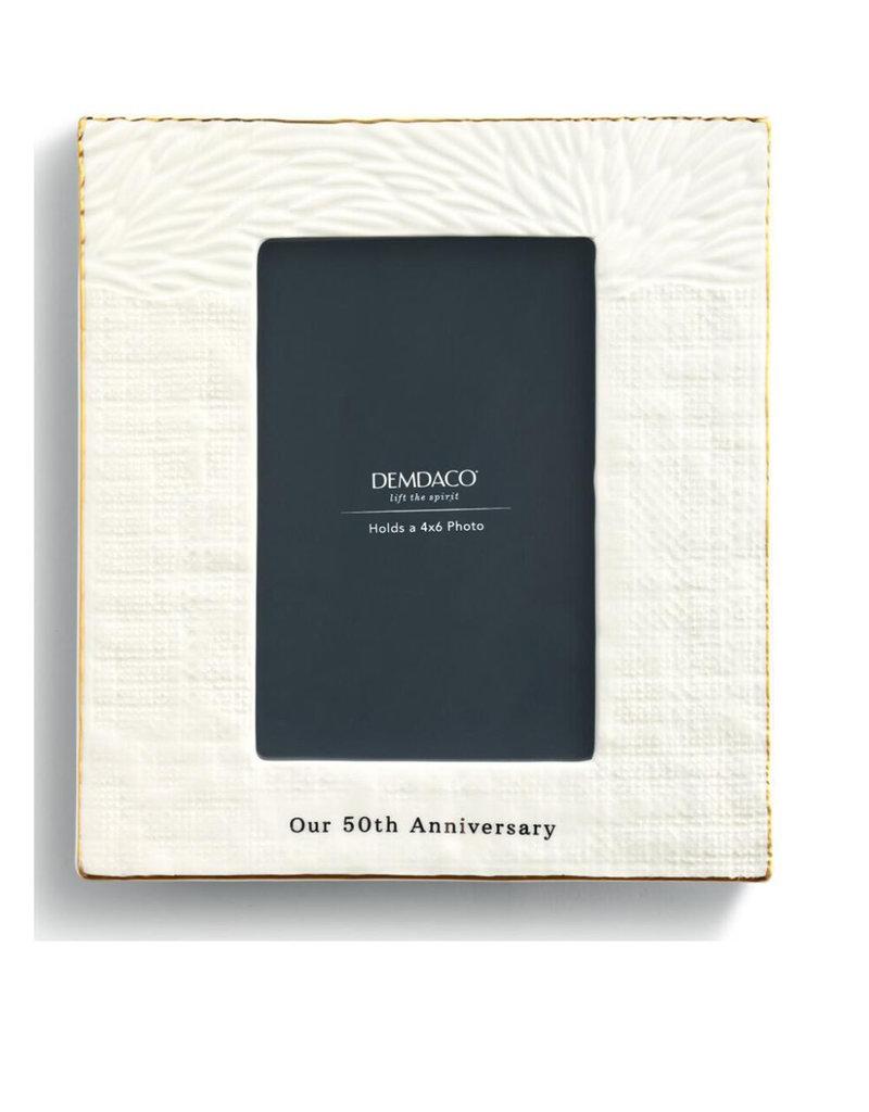 DEMDACO 50TH ANNIVERSARY FRAME