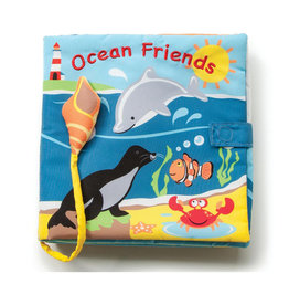 WILLOW TREE LTP OCEAN FRIENDS BOOK WITH SOUND