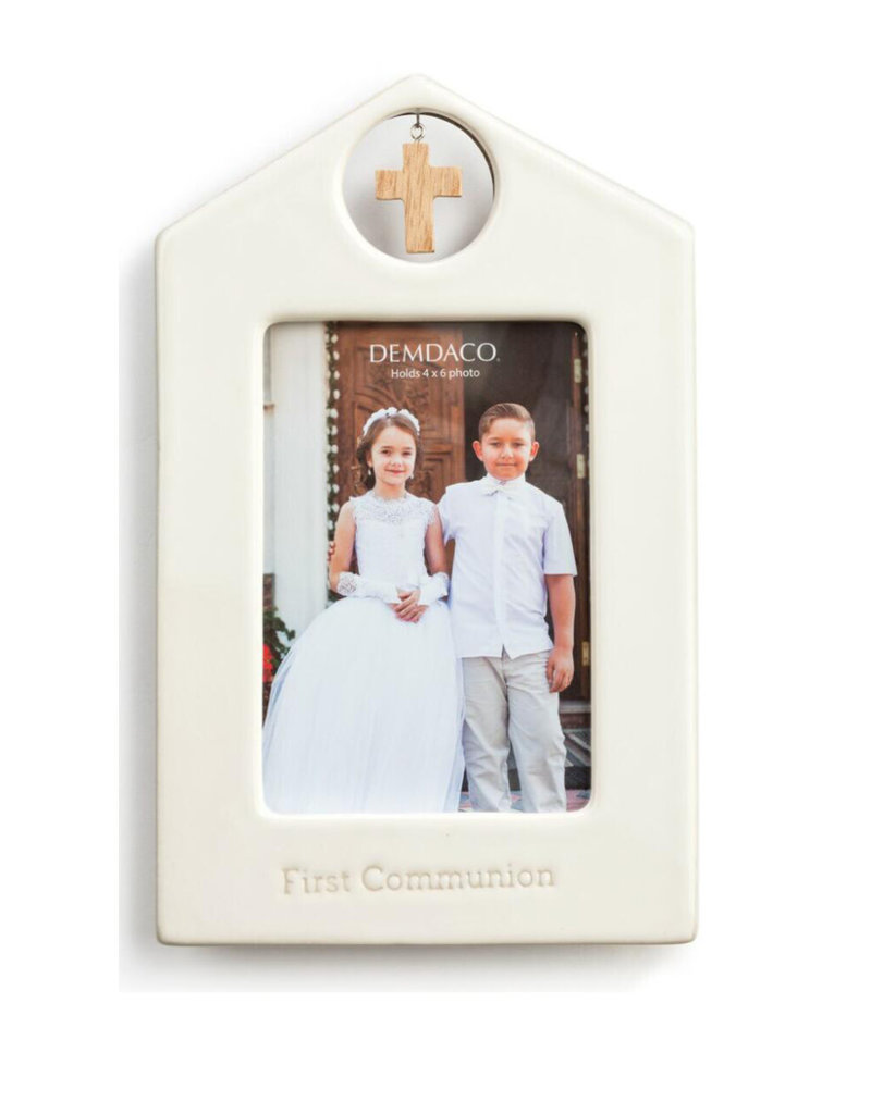 WILLOW TREE MY FIRST COMMUNION FRAME