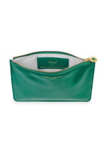 KATIE LOXTON KLB1387 BIRTHSTONE PERFECT POUCH | AUGUST AVENTURINE | GREEN