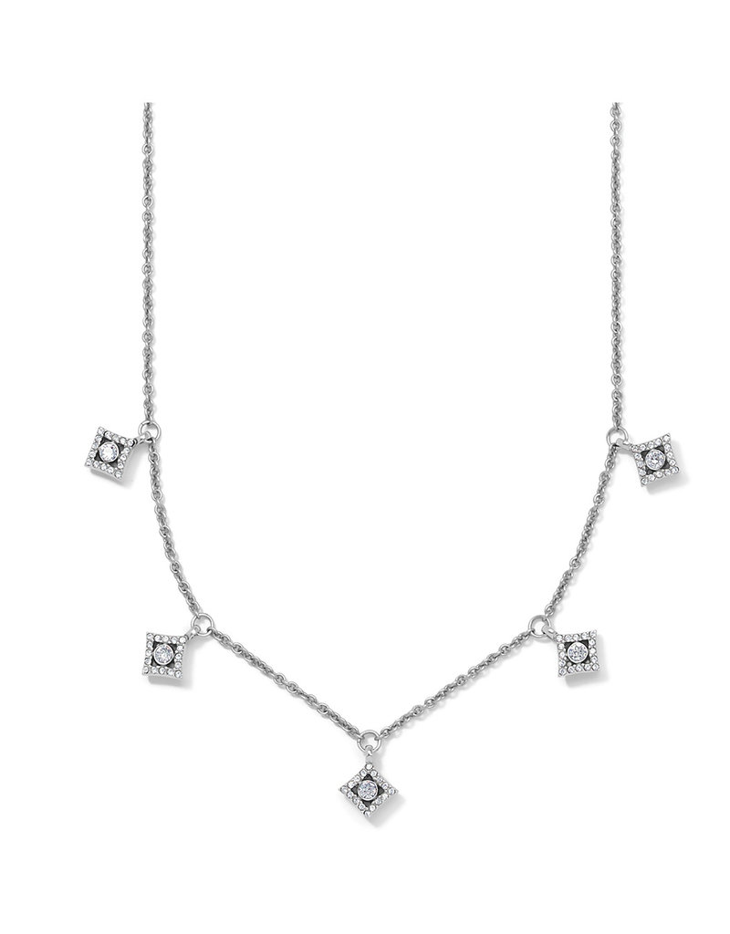BRIGHTON JM4491 ILLUMINA DIAMOND DROPS NECKLAC