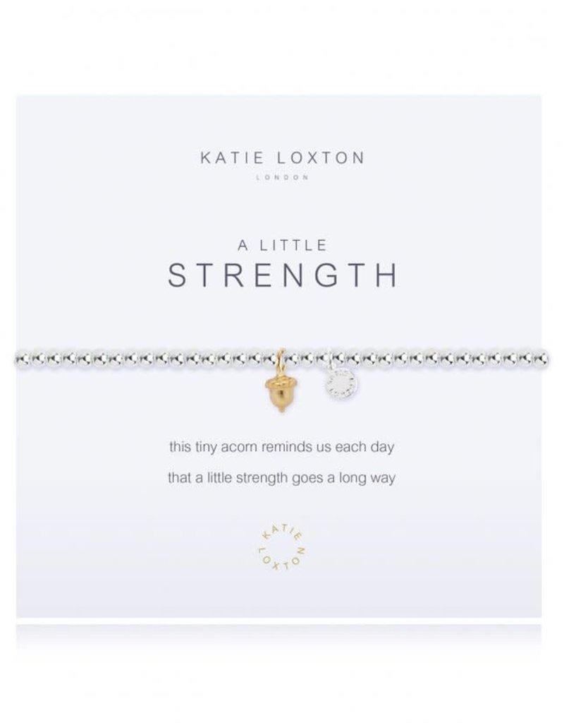 KATIE LOXTON KLJ1003 A LITTLE STRENGTH BRACELET