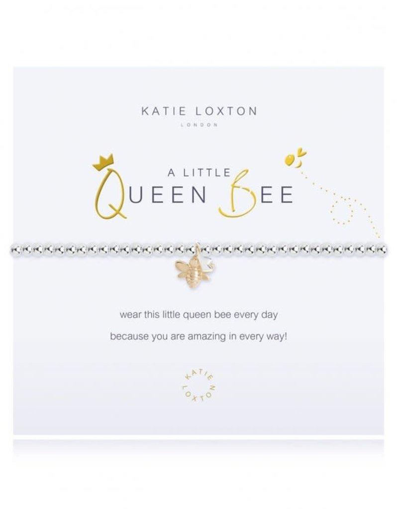 KATIE LOXTON KLJ2681 A LITTLE QUEEN BEE BRACELET