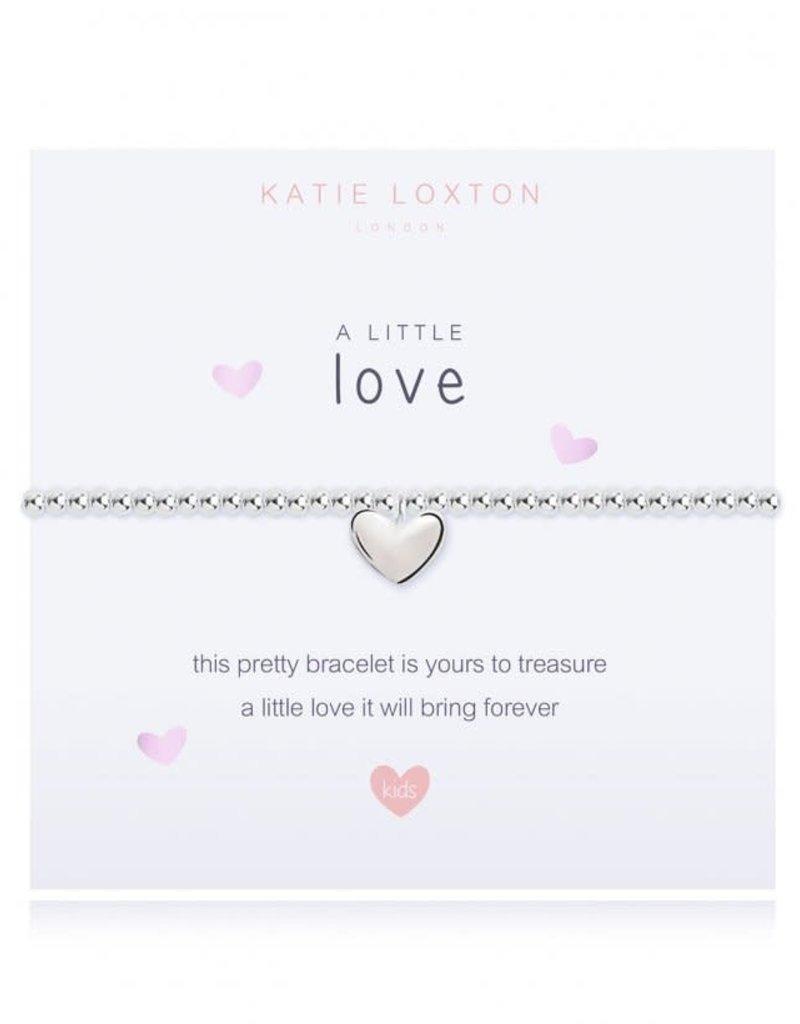 KATIE LOXTON KLJC445 A LITTLE LOVE BRACELET