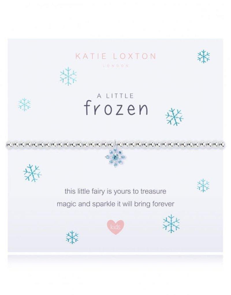 KATIE LOXTON KLJC466 A LITTLE FROZEN BRACELET