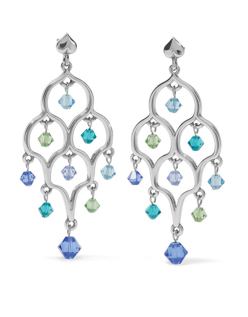 BRIGHTON JA7653 Prism Lights Glisten Post Drop Earrings