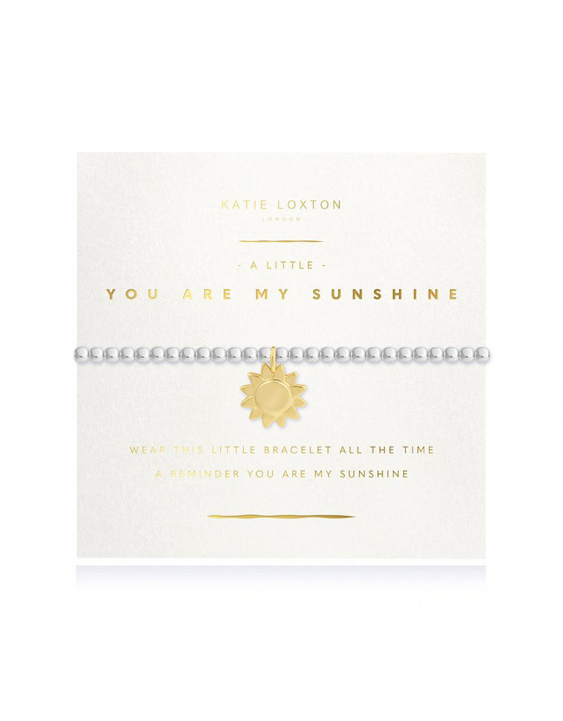 KATIE LOXTON KLJ4216 Radiance A Littles  You Are My Sunshine