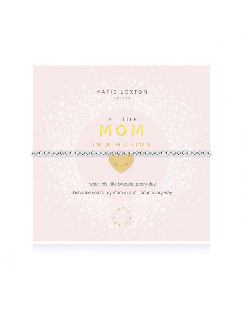 KATIE LOXTON KLJ4314 a little Mom In A Million Bracelet