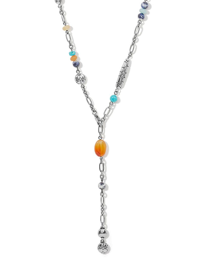 BRIGHTON JM4683 Pebble Paradise Adaptable Y Necklace