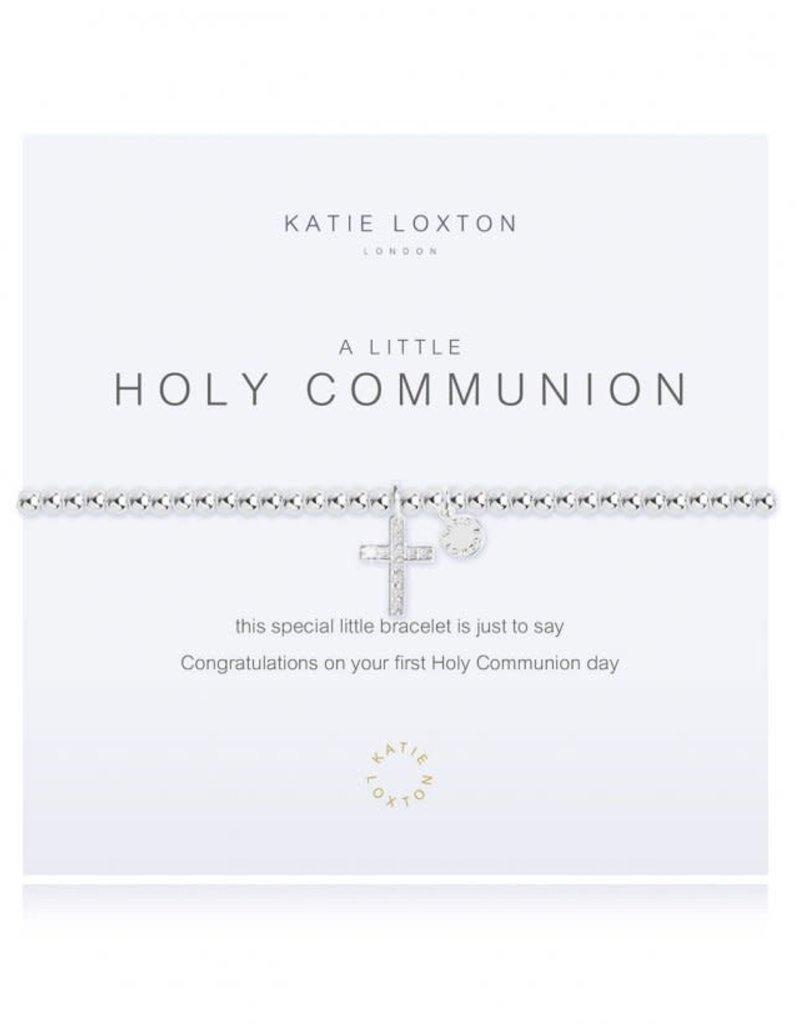 KATIE LOXTON KLJ2213 a little First Holy Communion Bracelet