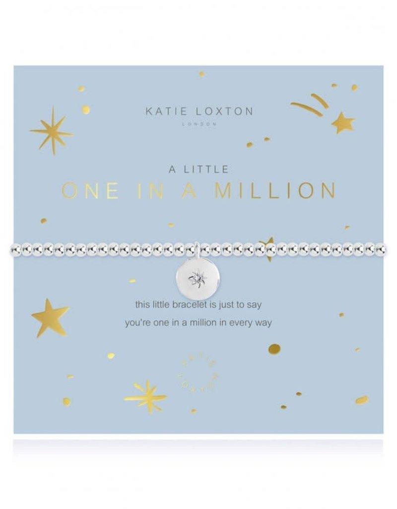 KATIE LOXTON KLJ4370 a little One In A Million Bracelet