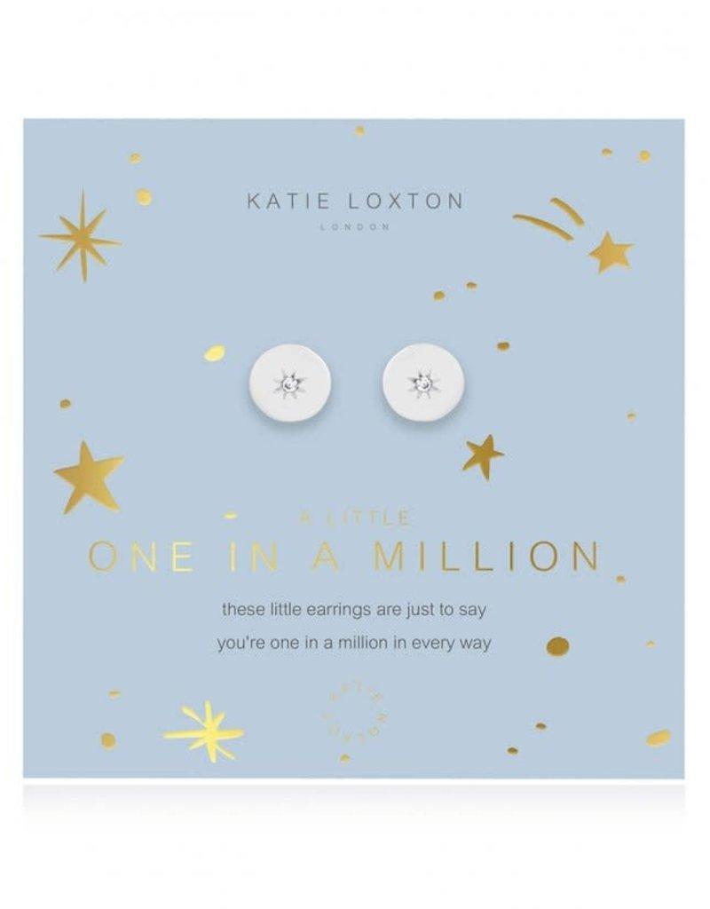 KATIE LOXTON KLJ4372 a little One In A Million Earrings