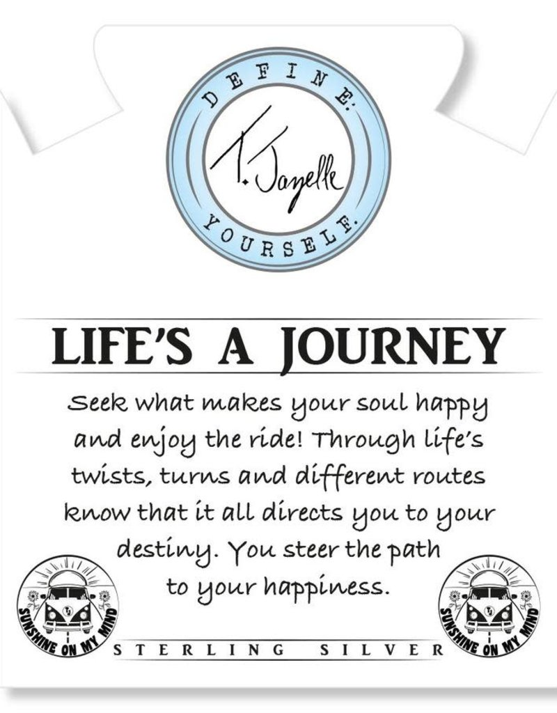 T JAZELLE GREEN ANGELITE - LIFE'S A JOURNEY